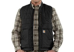 Carhartt Brookville Black Bodywarmer Heren