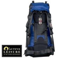 Hawk RS Royalblue-Black 55 Liter Rugzak