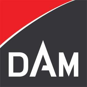 DAM Hengelsport logo