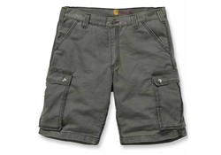 Carhartt Rugged Cargo Army Green Shorts Heren