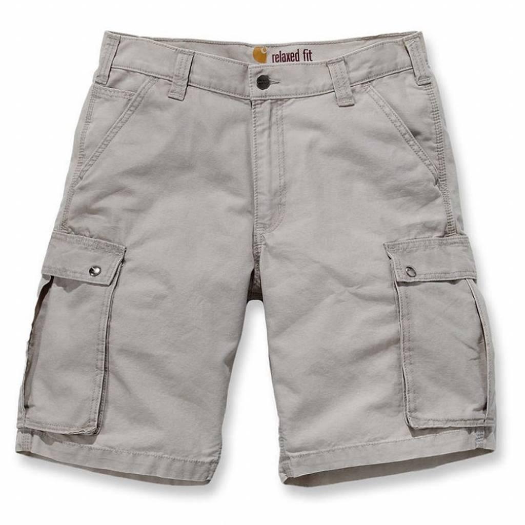 Carhartt Rugged Cargo Tan Short Heren Size : 32