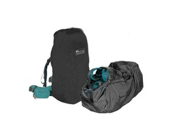 Active Leisure Combi Cover Zwart tot 55 Liter
