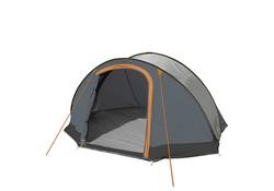 Eurotrail Jump Grijs-Zwart Pop-Up Tent 3 Personen