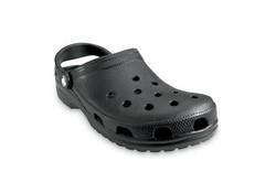 Crocs Classic Black Klompen Uniseks