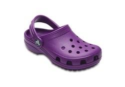 Crocs Classic Clog K Amethyst Klompen Kids