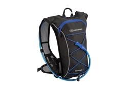 Highlander Kestrel 6 Hydration Pack Zwart/Blauw Rugzak