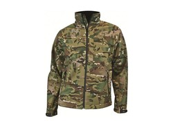 Highlander Tactical Multicam Softshell Jack Uniseks
