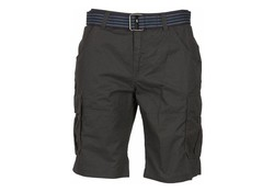 Life Line Runku Dark Grey Shorts Heren