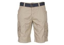 Life Line Runku Beige Shorts Heren