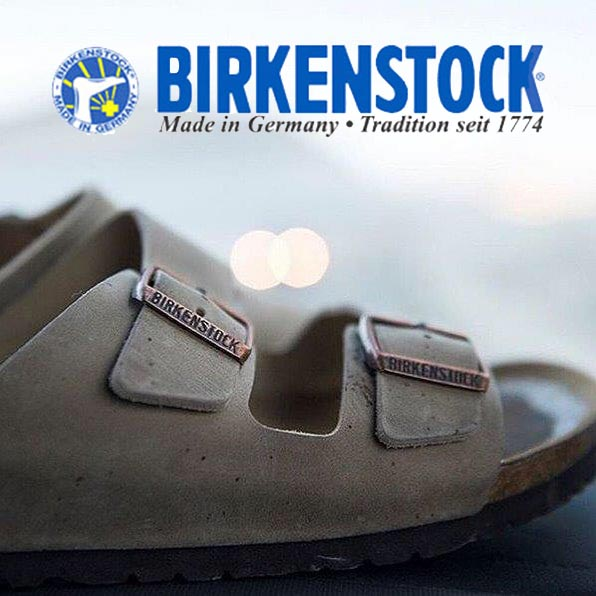 Birkenstock top 5