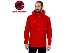 Mammut Convey Tour HS Magma Hooded Jacket Heren