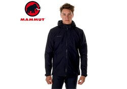 Mammut Ayako Tour HS Black Jacket Heren