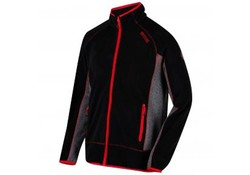 Regatta Ashton II Black Fleece Jas Heren