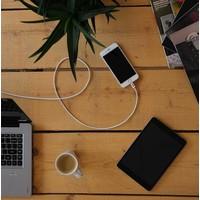3 meter lange iPhone 5 / 6 / 7 lightning kabel – Wit