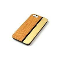 ALWO Case - Kers/Goud - iPhone 5(s)(se)