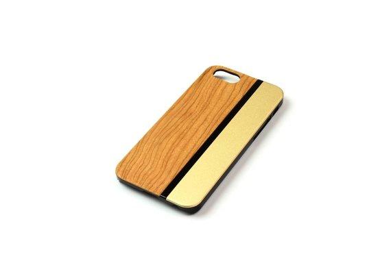 PhoneJuice ALWO Case - Kers/Goud - iPhone 6(s)