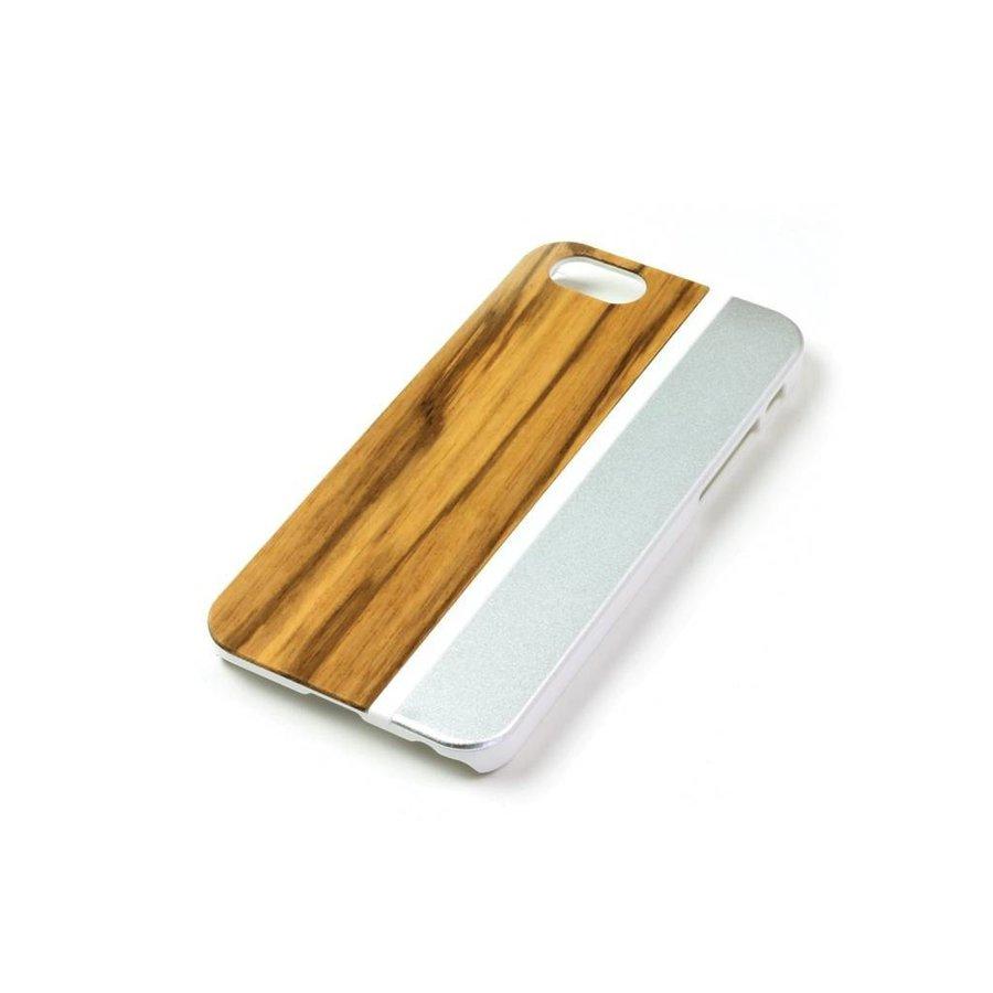 ALWO Case - Zebra/Zilver - iPhone 6(s)