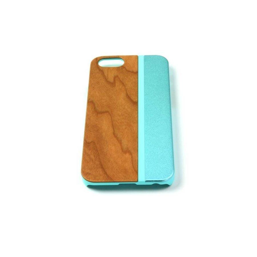 ALWO Case - Kers/Blauw - iPhone 6(s) Plus