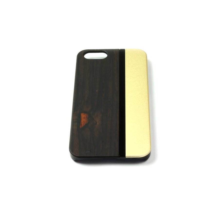 ALWO Case - Padauk/Goud - iPhone 6(s) Plus