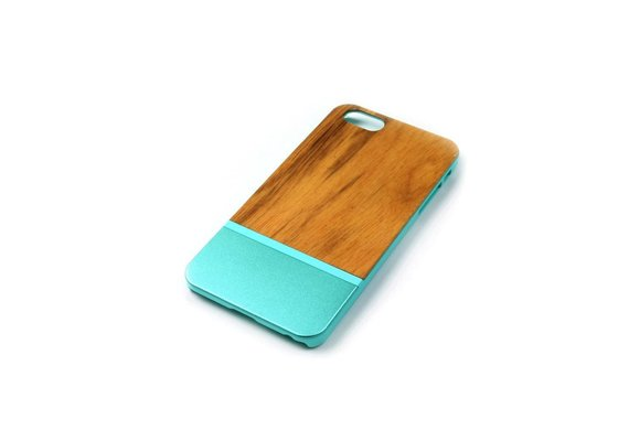 PhoneJuice ALWO Case 2 - Kers/Blauw - iPhone 6(s)