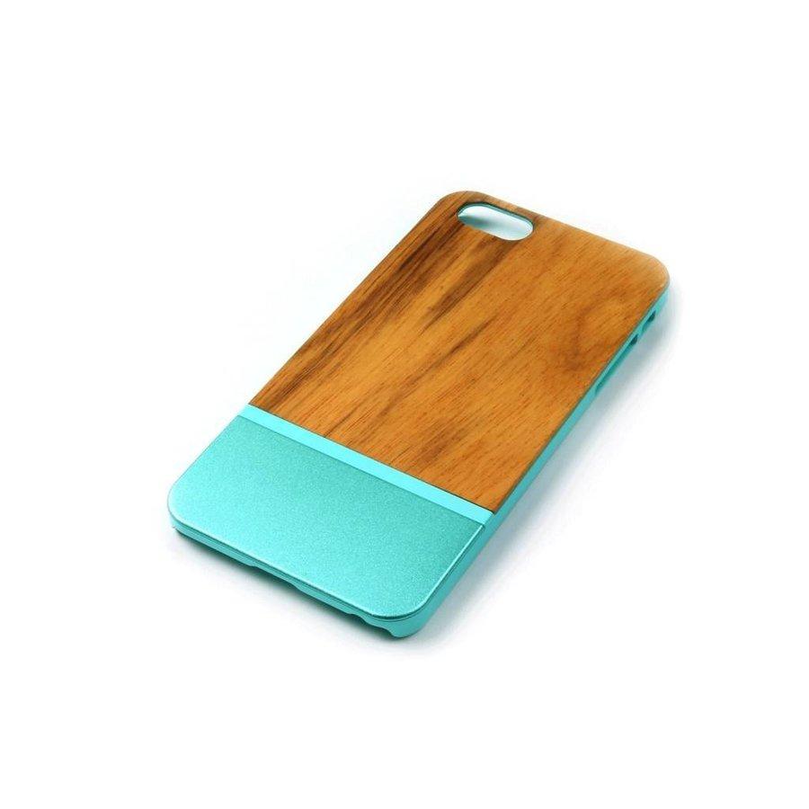 ALWO Case 2 - Kers/Blauw - iPhone 6(s)
