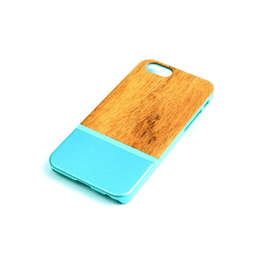 ALWO Case 2 - Zebra/Blauw - iPhone 6(s)