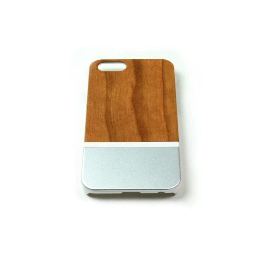 ALWO Case 2 - Kers/Zilver - iPhone 6(s) Plus