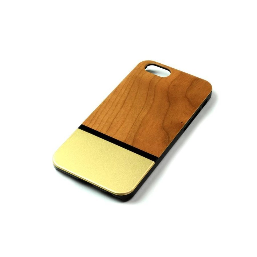 ALWO Case 2 - Kers/Goud - iPhone 6(s) Plus