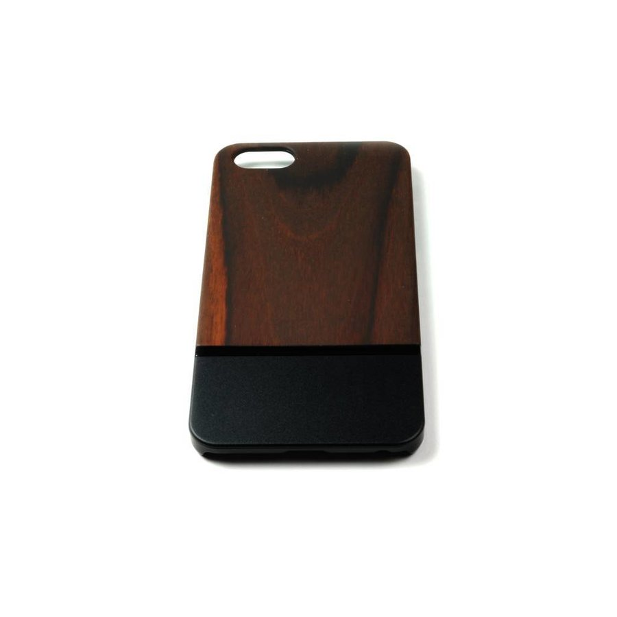 ALWO Case 2 - Padauk/Zwart - iPhone 6(s) Plus
