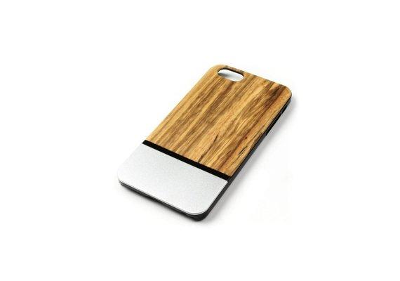 PhoneJuice ALWO Case 2 - Zebra/Zilver - iPhone 6(s) Plus