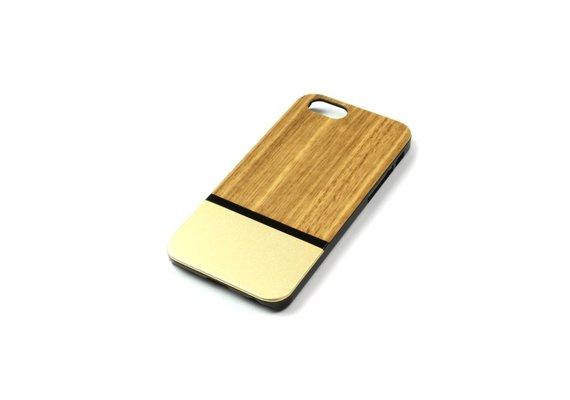 PhoneJuice ALWO Case 2 - Zebra/Goud - iPhone 6(s) Plus