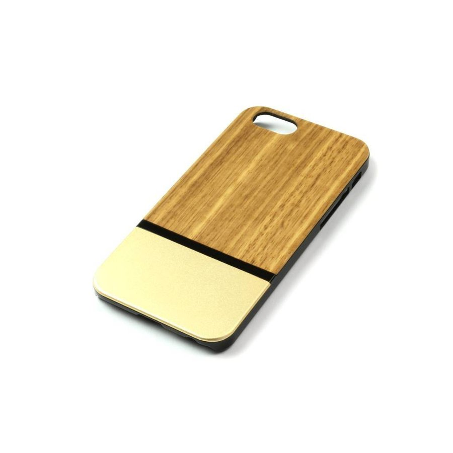 ALWO Case 2 - Zebra/Goud - iPhone 6(s) Plus