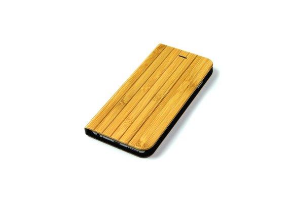 PhoneJuice BOWO Case - Bamboe - iPhone 6(s) Plus