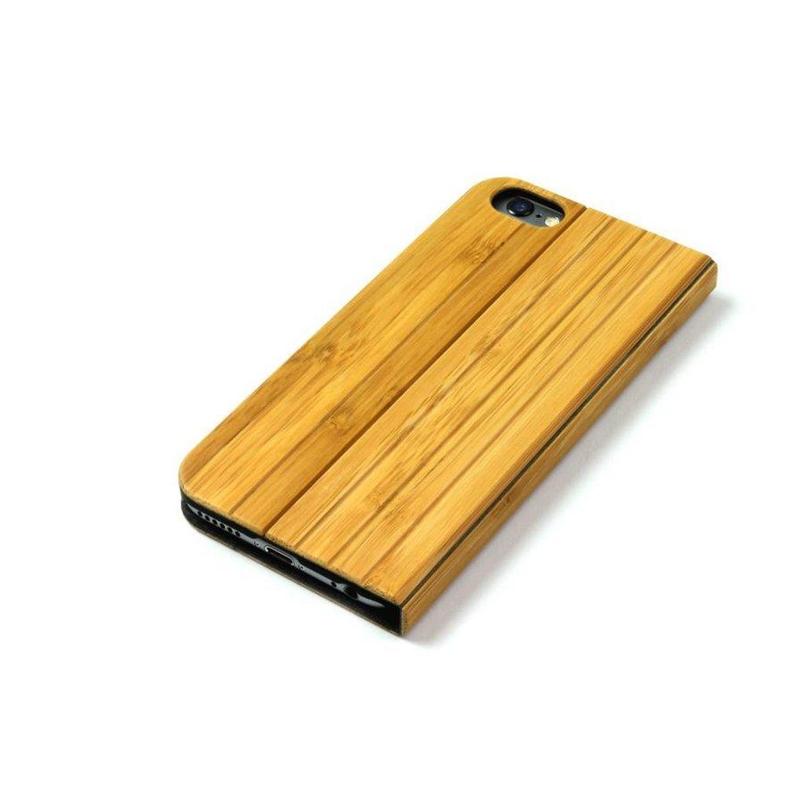 BOWO Case - Bamboe - iPhone 6(s) Plus