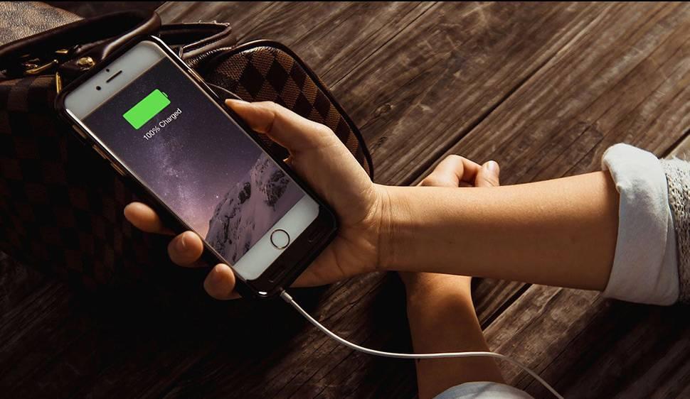 Tips om je batterij te sparen