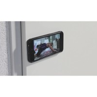 Sticky Selfie Case - Kleefhoesje - iPhone 5 (s) (se)