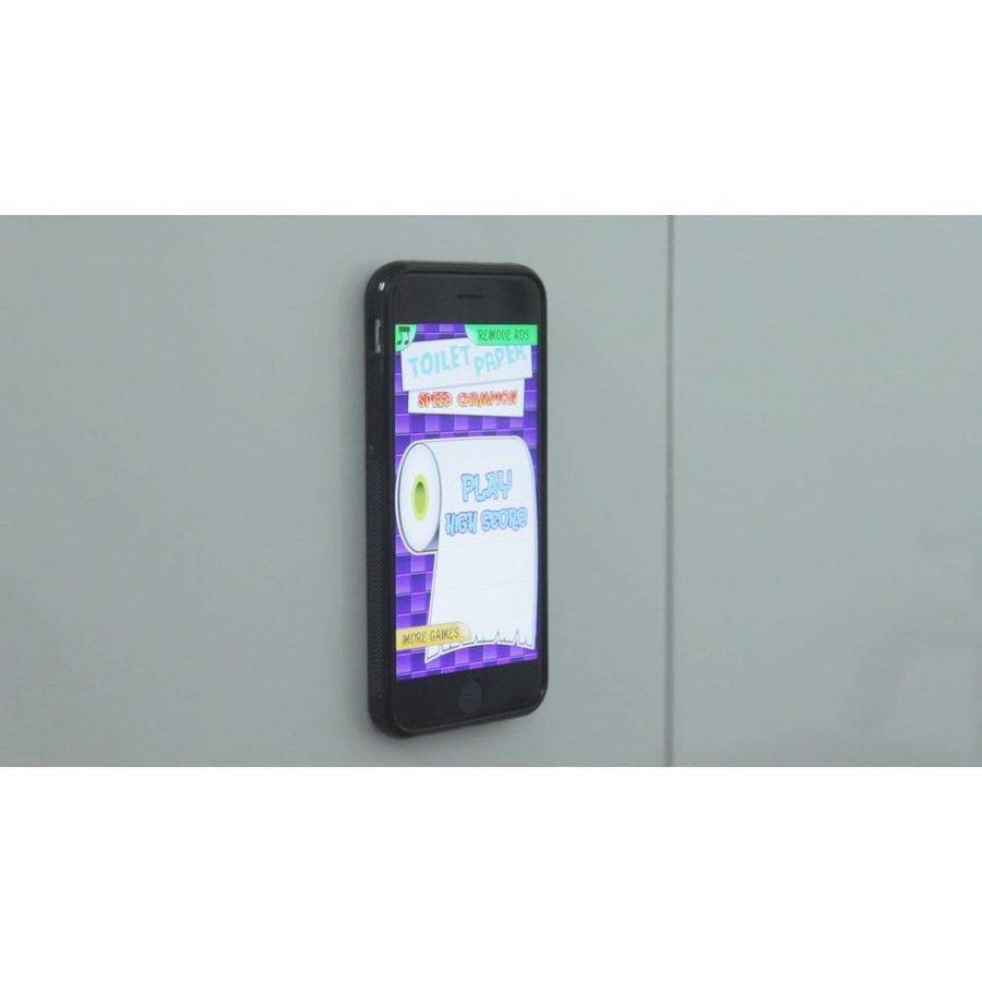 Sticky Selfie Case - Kleefhoesje - Galaxy S6 Edge