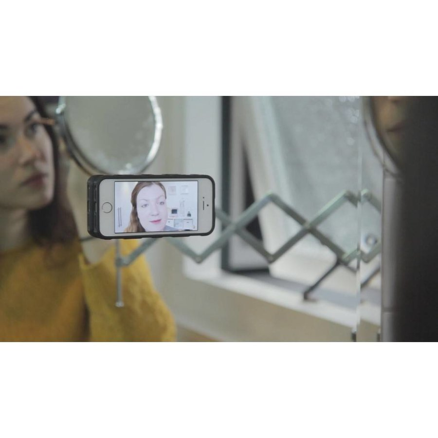 Sticky Selfie Case - Kleefhoesje - iPhone 7
