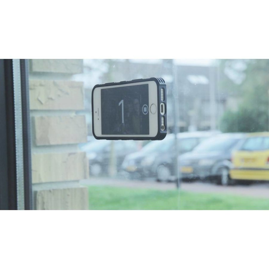 Sticky Selfie Case - Kleefhoesje - iPhone 7 plus