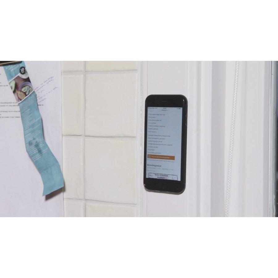 Sticky Selfie Case - Kleefhoesje - Galaxy S7 Edge