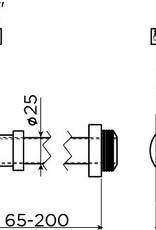 Minisuk Minisuk hand basin siphon