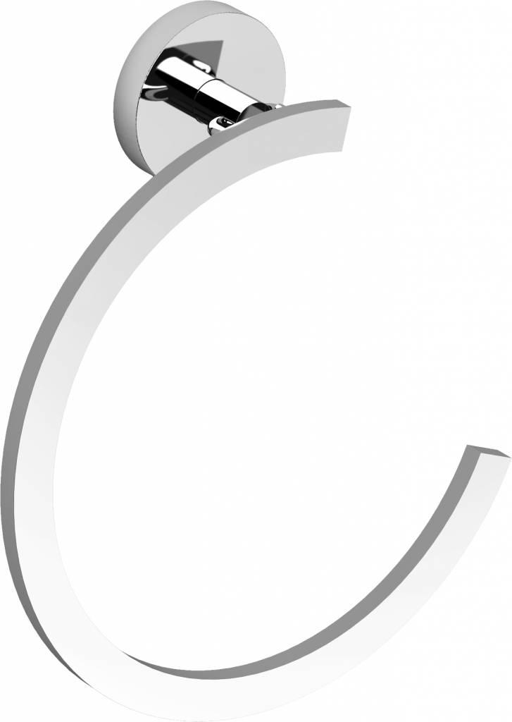 Flat anneau pour serviette