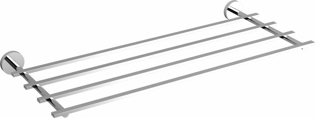 Flat handdoekstapelrek