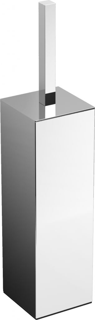 Quadria toilet brush holder, freestanding