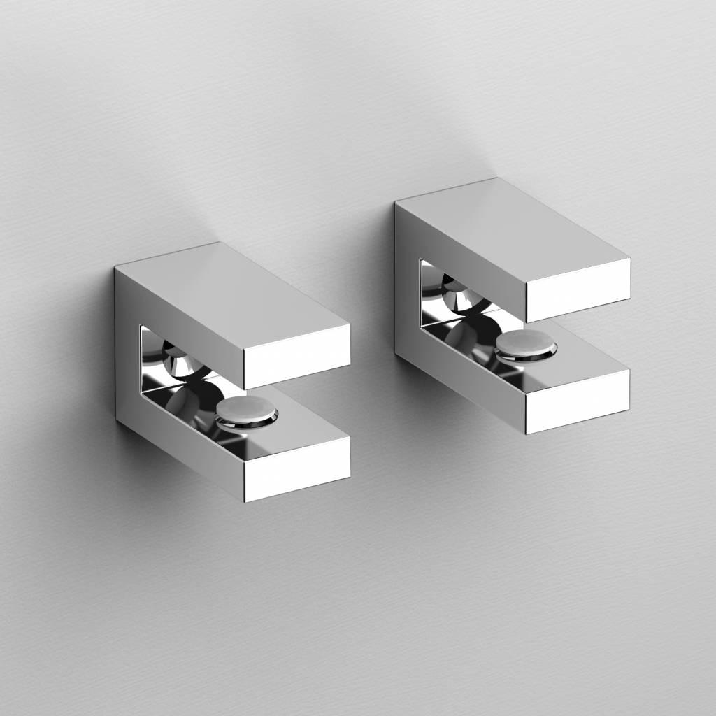 Quadria set de 2 supports pour tablette