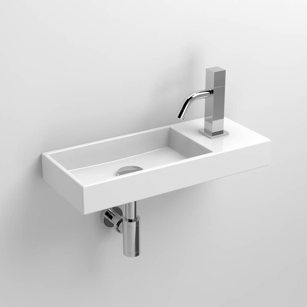 lave mains mini wash me 45 cm droit clou store. Black Bedroom Furniture Sets. Home Design Ideas