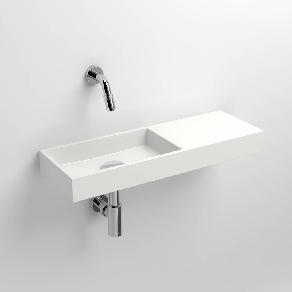 mini wash me fontein 56 cm rechts clou store. Black Bedroom Furniture Sets. Home Design Ideas