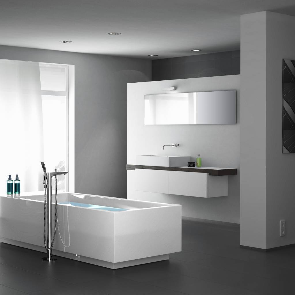 Xo freestanding bathtub mixer type 5 - Clou store_