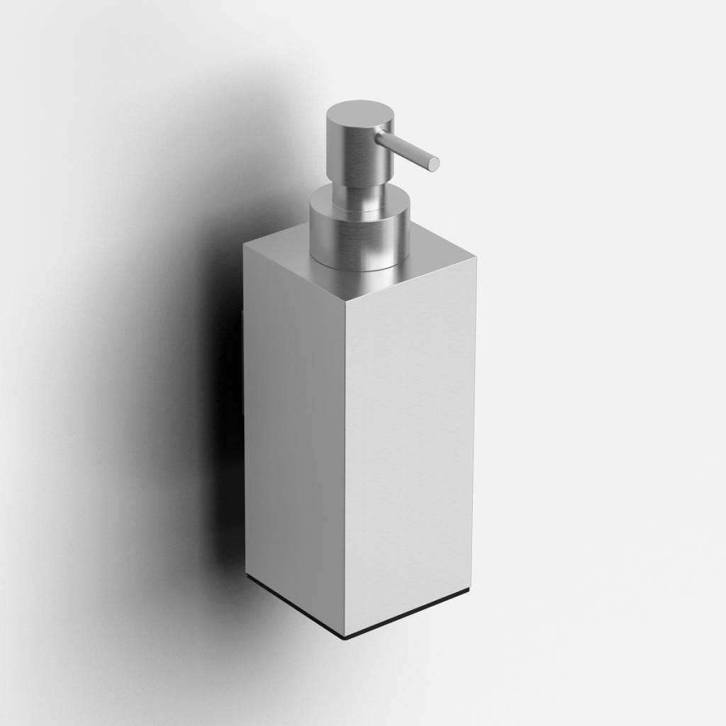Quadria soap dispenser 200cc, wall mounted