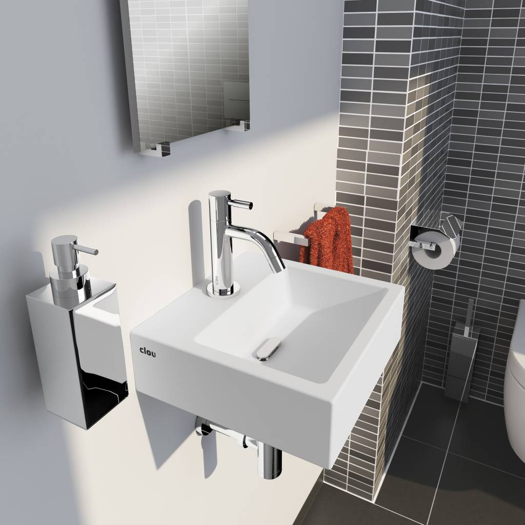 Flush 1 lave-mains